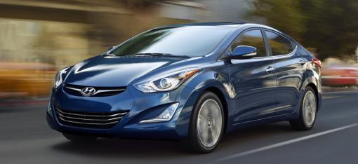 2014 Hyundai Elantra 4 Door A New And More Powerful Engine For The