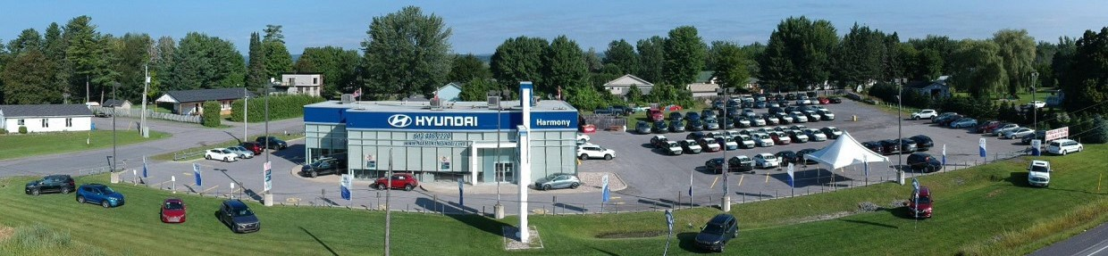 Learn More About Harmony Hyundai
